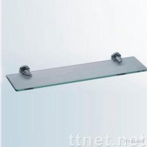 glass shelf ,glass rack,single glass shelf