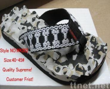 Men slipper,eva slippers,flip flop ,RUbber &Plastic shoe