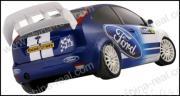 Ford/de sportspoiler 2005-2008 van de Nadruk