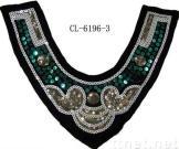fashion sequin collar