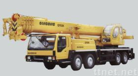 クレーン60トンのトラック