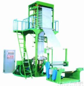 HDPE-LDPE Blown Film Machine