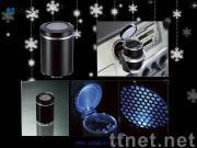 LED Ashtray,car ashtray,car accessories