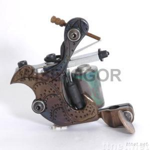 Top Hand Made Tattoo Machine (Tattoo Gun)