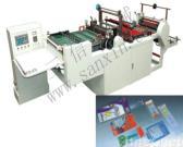 Computer Heat-Cutting Bag-Making Machine/OPP bag making machine/side sealing bag making machine