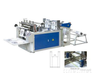 Bag making Machine /Computer Heat-sealing & Heat-cutting Bag-making Machine(Double photocell)