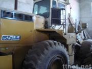 川崎85-3の車輪の積込み機