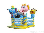 ybou907 family meeting inflatable bouncer