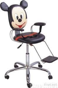 kids barber chair
