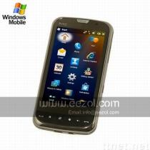 Brand New T8388 smart phone WM6.5 Dual SIM wifi GPS JAVA 3.6 inch touch screen Mobile Phone