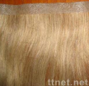skin weft,pu weft,hair extension