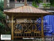 China bamboo Gazebo