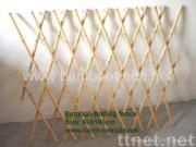 Bamboo Folding Fence