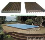Strand Outdoor flooring, bamboo flooring