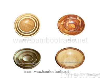 Salad Bamboo Bowls
