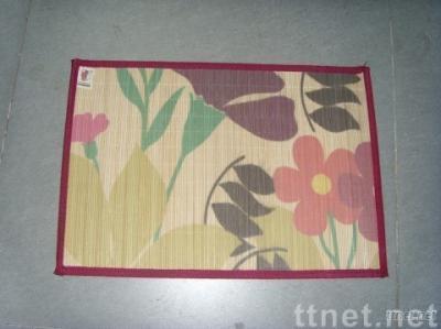 bamboo dinner mat