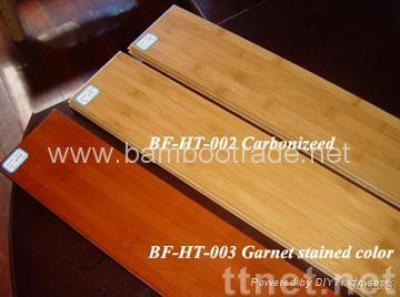 Bamboo wide flooring
