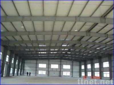 Light Steel Structure,Prefab Warehouse