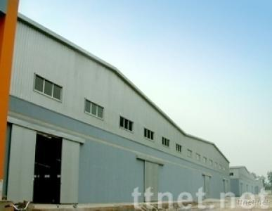 Prefabricated Light Steel Structure Warehouse,Plant