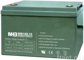VRLA Batterie 12V100Ah