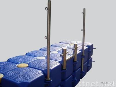 plastic pontoon,modular float system