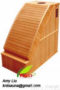 Mini infrared sauna