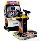 shooting game machine