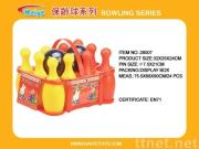 Bowling play set (sport toy)