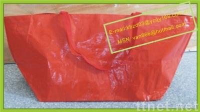 Non-woven shopping bag, Nonwoven supermarket bag, Recycled shopping bag