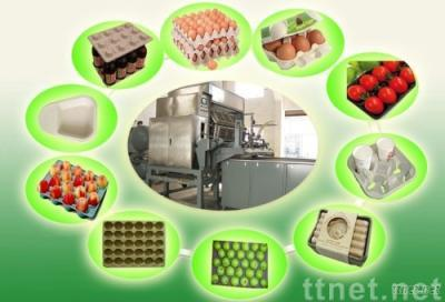 egg tray equipment