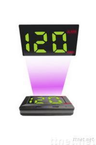 Head-up Speed Display