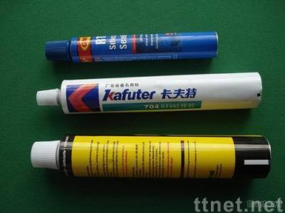 aluminum collasible tube