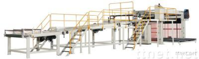 Automatic Basket Down Stacker (Corrugated Paper Board Cardboard Carton Production Line)