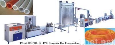 PE -Al-PE/PPR-Al-PPR Composite Pipe Production Line