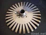 Sell titanium dish titanium disk