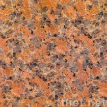 Maple-Leaf Red Granite Tiles
