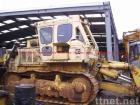 De bulldozer van de KAT D8K
