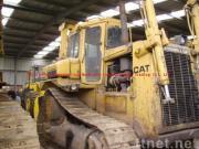 De bulldozer van de KAT D7H