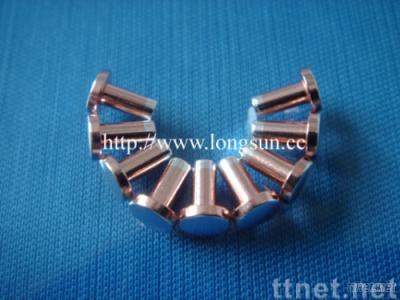 Bimetal Silver Alloy Electrical Contacts