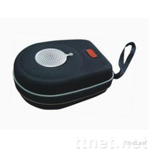 LUXC23--Portable Music Case for CD (Stereo)