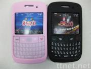 sell silicon case for all models of blackberry mobile phone