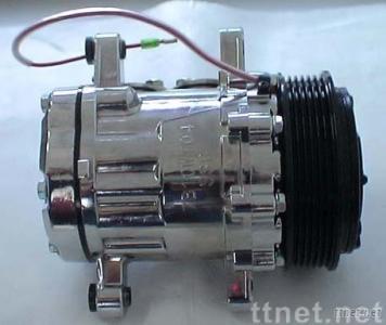 7B10 chrome compressor