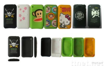Silicon case for iphone 3G&3GS