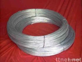 Galvanisierter Eisen-Draht