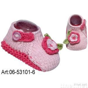 2010 Baby shoes (crochet baby shoe, kids shoes, fashion baby shoe)