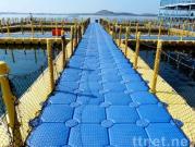 Pontoon dock