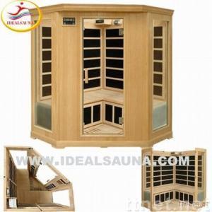 Infrared sauna room