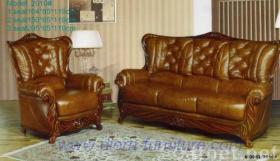 Classic Leather Sofa (2010)
