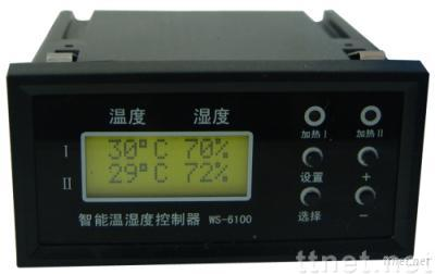 Temperature and Humidity Controller WS-6100