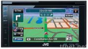 JVC KW-NT1 Sat Nav, Bluetooth, USB, DVD, SD. 6.1 inch monitor